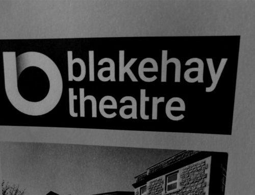 Blakehay Theatre History Book by John Crockford-Hawley