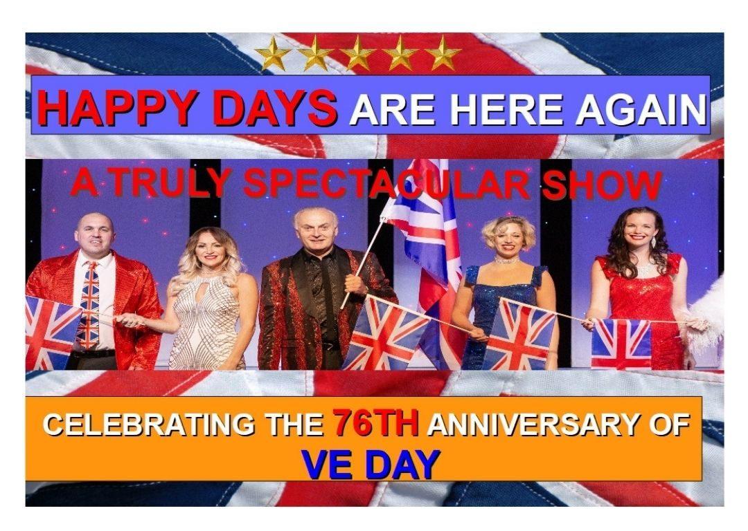Happy Days Promo Image