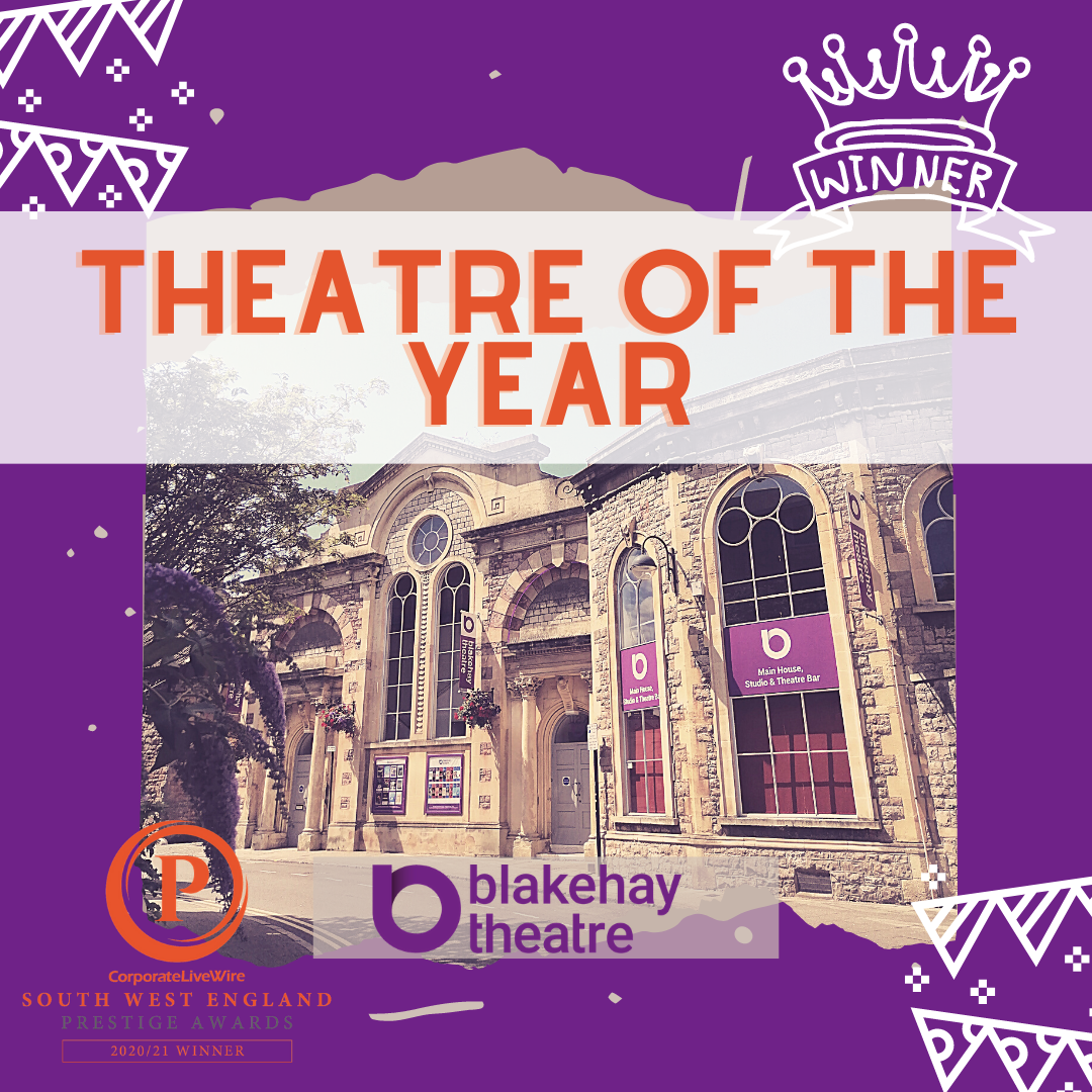 Theatre of the Year Social Media Image