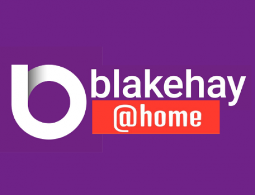 Blakehay@Home Date Announced