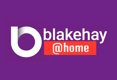 Blakehay @Home logo