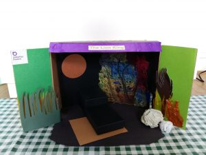 Example of Model Shoe Box