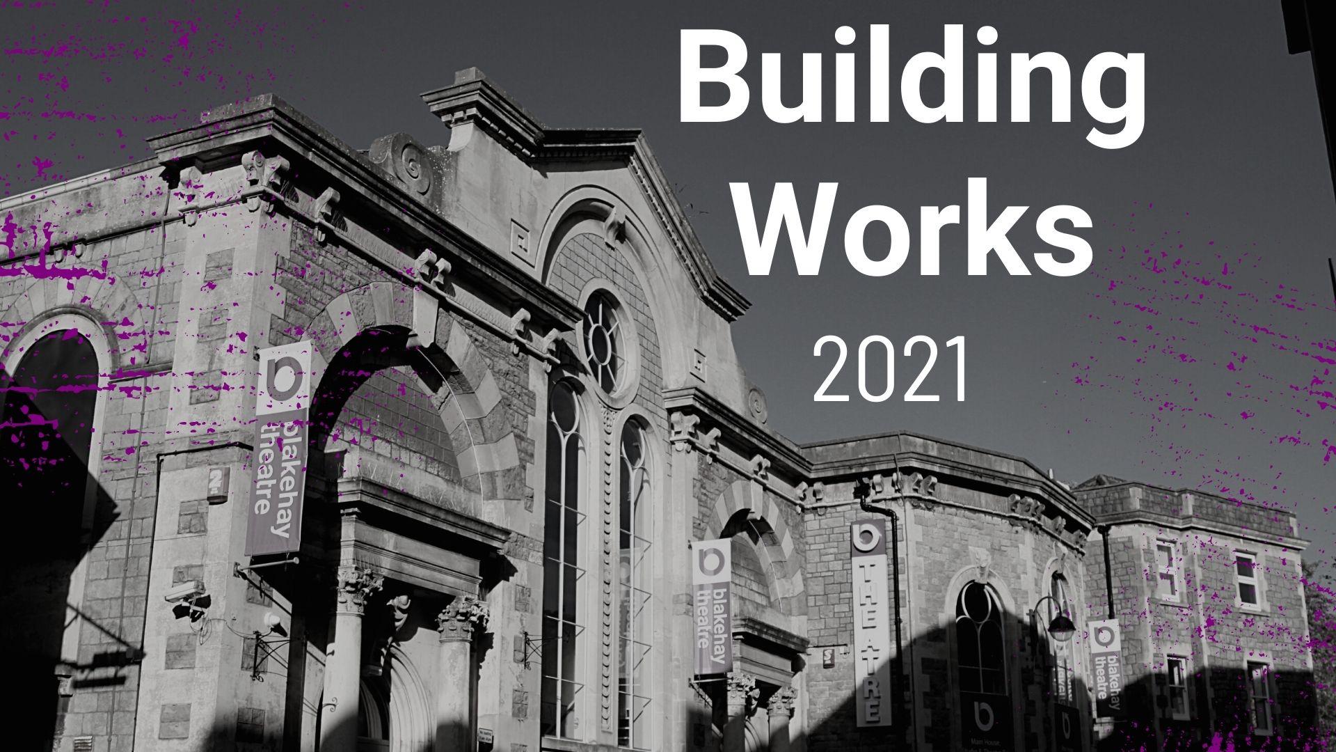 Building Works Blog Post