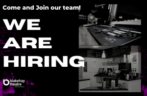 We are Hiring Post